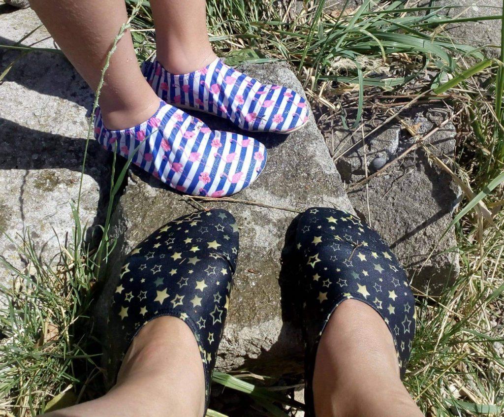 Barefoot k vode, na dovolenku