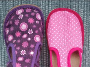 Beda širšie papuče vs. Beda užšie, porovnanie