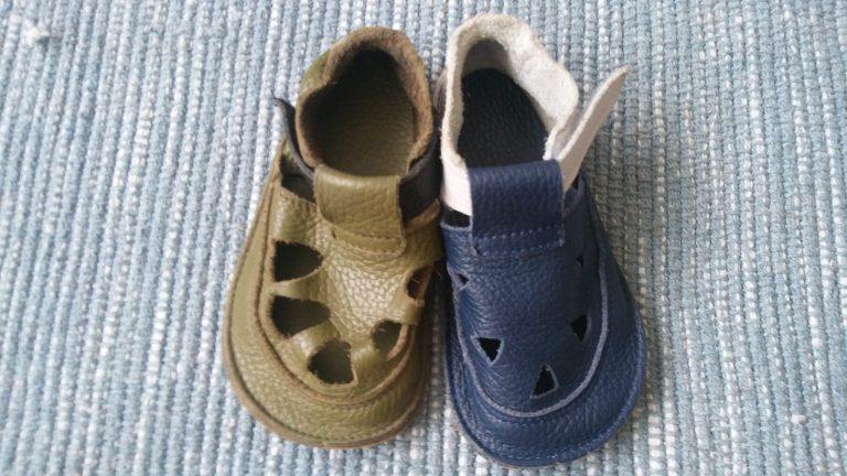 Baby Bare Top Stitch vs. Summer Perforation, porovnanie
