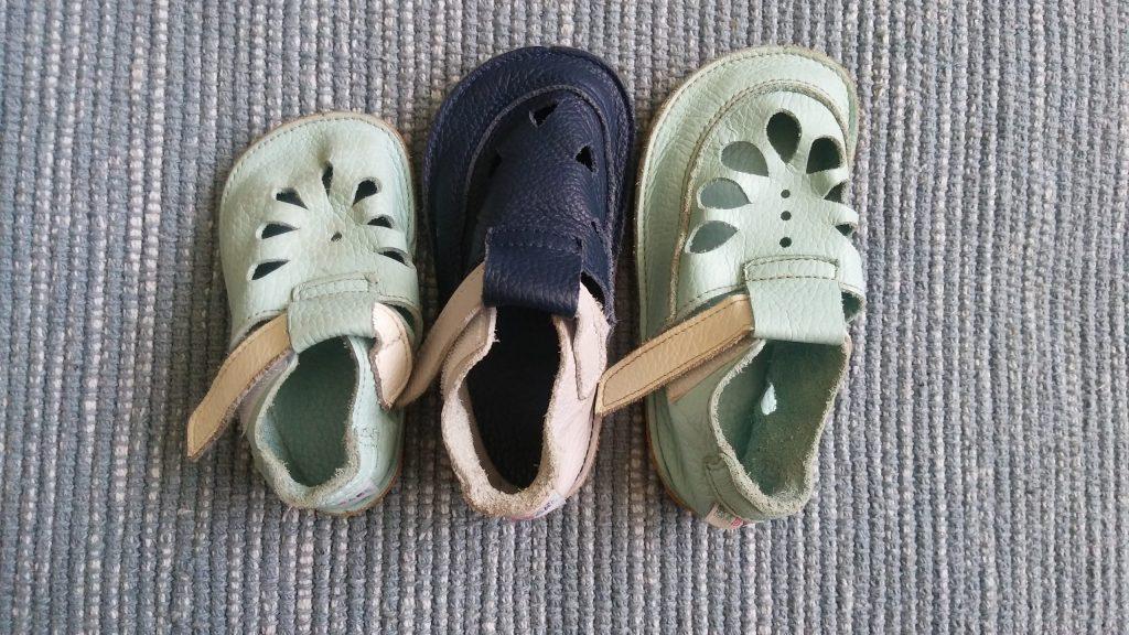 Baby Bare Shoes – prehľad modelov