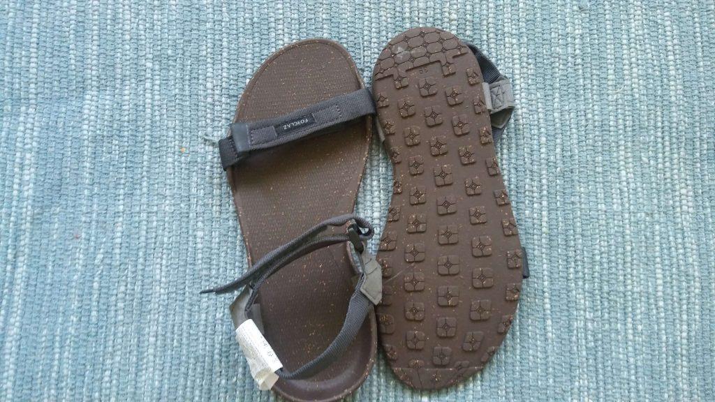 Sandále Trek500 Forclaz – Decathlon, recenzia