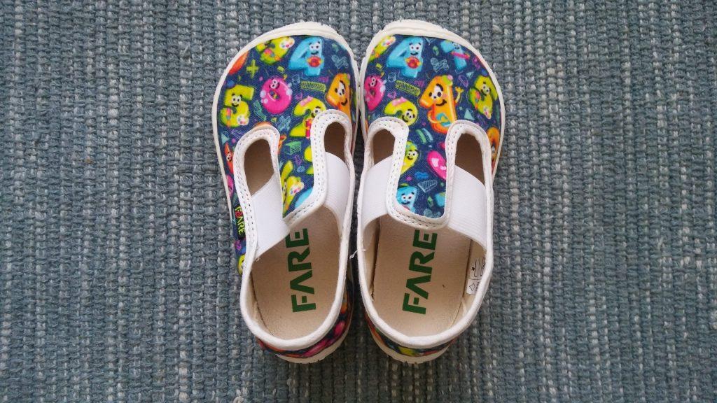 Papučky Fare Bare, recenzia