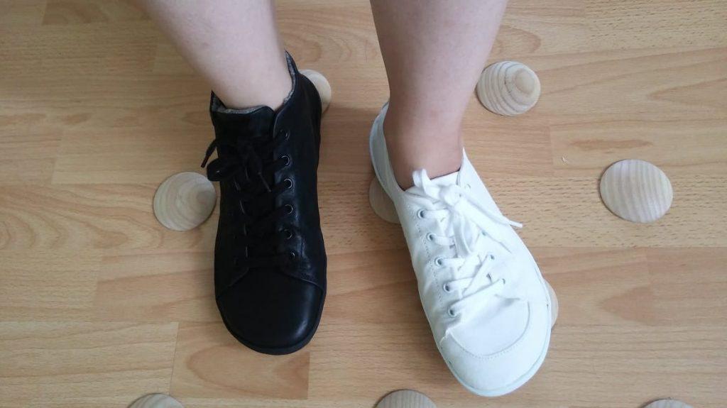 Mukishoes RAW Leather Black, recenzia