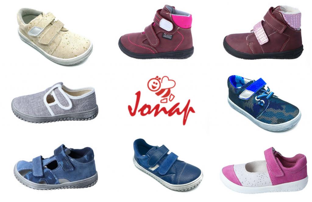 Prehľad modelov Jonap
