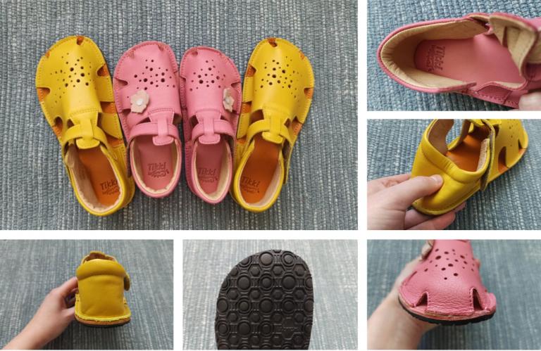 Sandále Tikki Aranya, recenzia