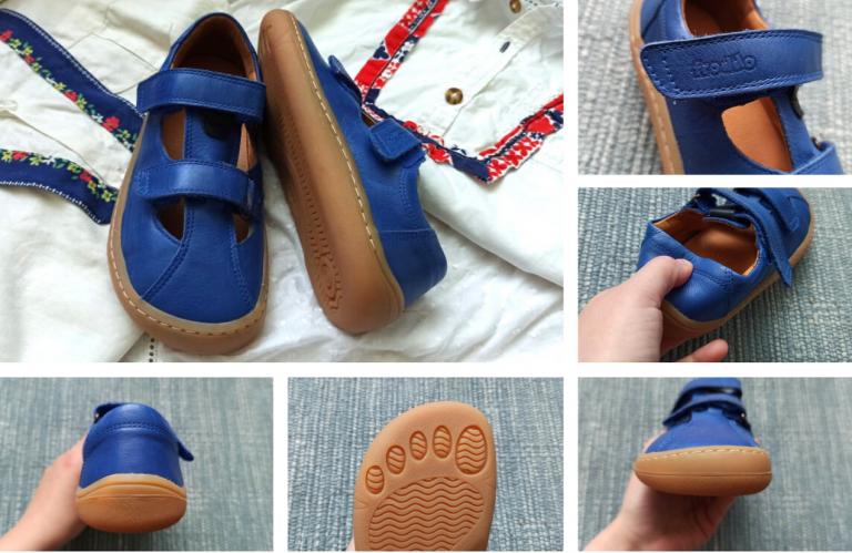 Froddo Barefoot sandále, recenzia