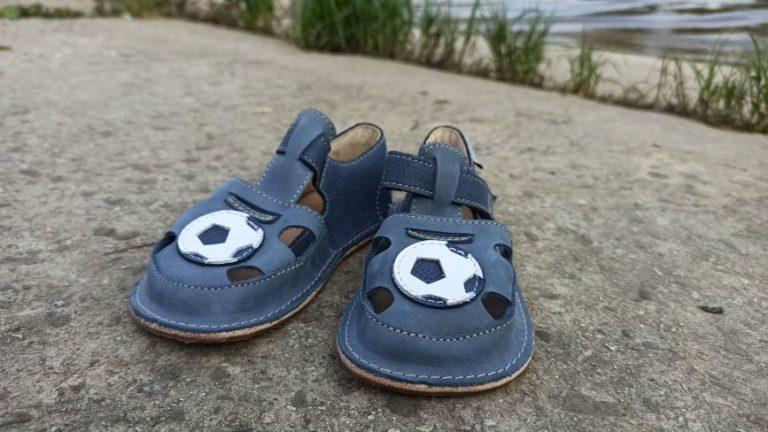 OK Barefoot sandálky, recenzia