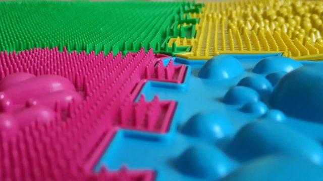 Stimulačné koberčeky značky Ortho Puzzle