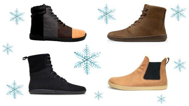 Prehľad zimných barefoot topánok pre dospelých