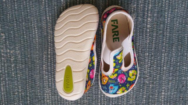 fare-bare-papuce