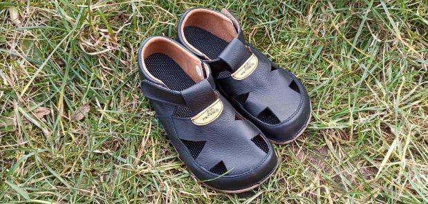 Pegres barefoot sandále, recenzia