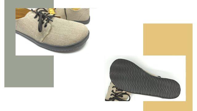Ahinsa Shoes Bindu 2, recenzia
