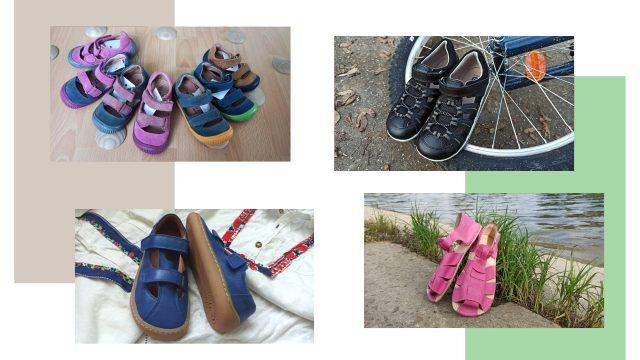 detske barefoot sandale