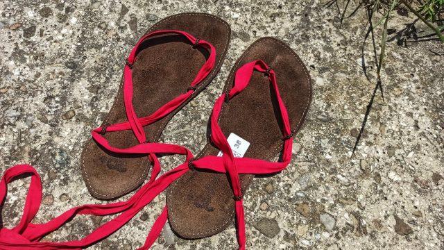 Slovenské barefoot sandále Juuri, recenzia