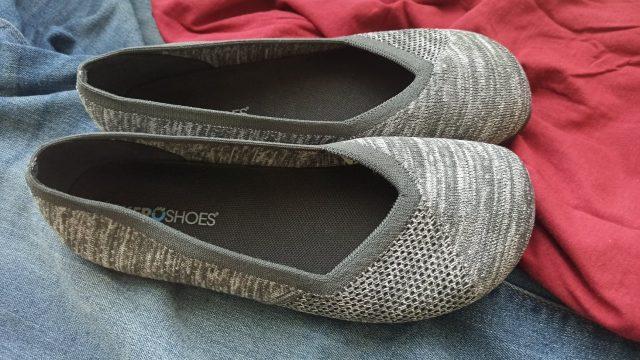 Xero Shoes Phoenix, dámske barefoot balerínky, recenzia