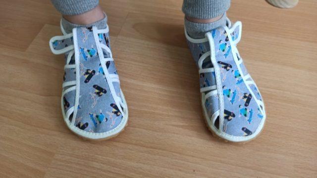 Jonap Home barefoot papučky, recenzia